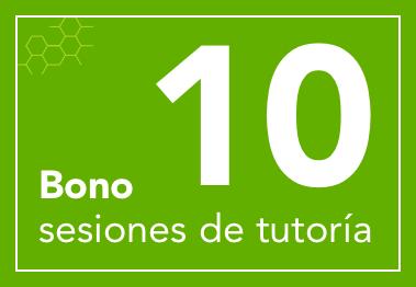 Bono de 10 sesiones de tutoría