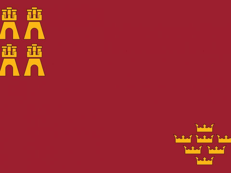 Bandera de la Región de Murcia