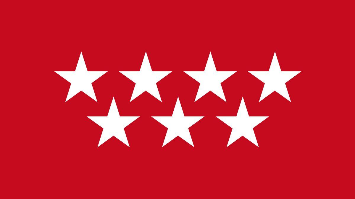 Bandera Comunidad de Madrid